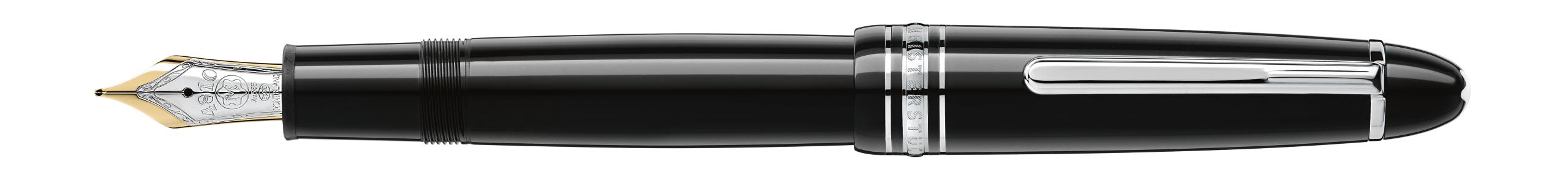 114226 - Platinum-Coated LeGrand Traveller Fountain Pen_1834032